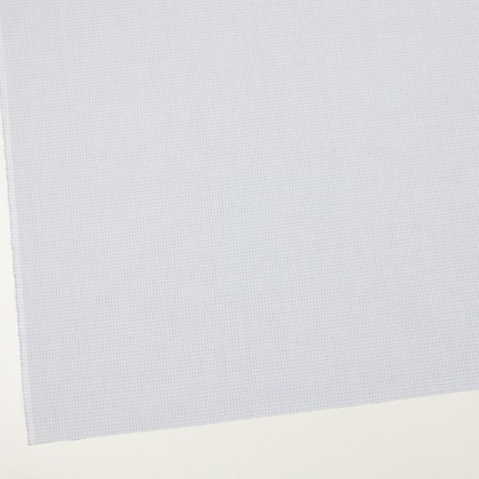 コットン×チェック(サックス)×ブロードワッシャー イメージ2