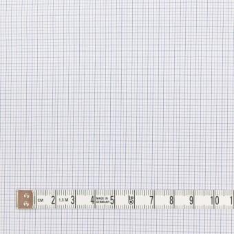 コットン×チェック(サックス)×ブロードワッシャー サムネイル4