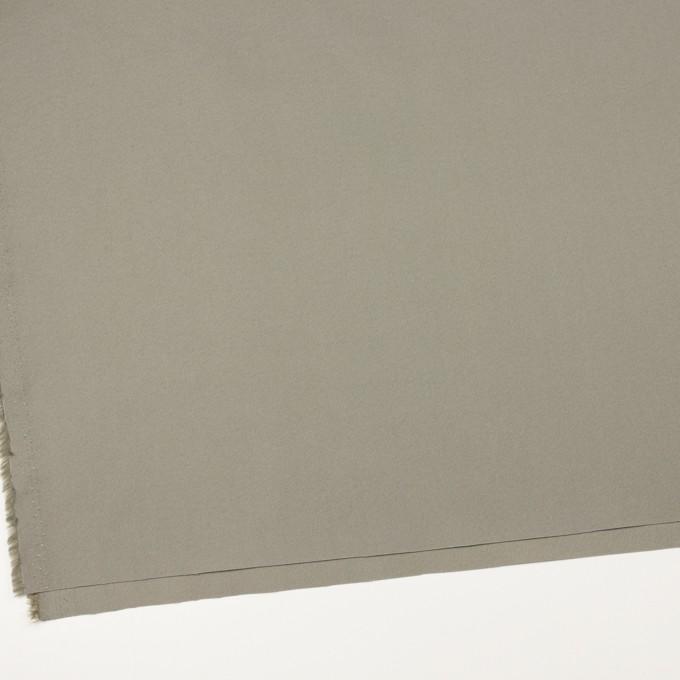 コットン&ポリアミド×無地(モスグレー)×キャンバス_イタリア製 イメージ2