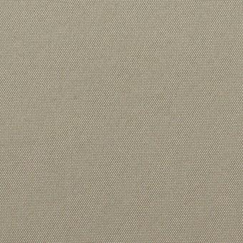 コットン&ポリアミド×無地(モスグレー)×キャンバス_イタリア製