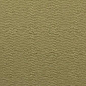 コットン×無地(アッシュカーキグリーン)×ヘリンボーン サムネイル1