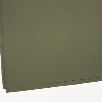コットン&ポリエステル混×無地(スレートグリーン)×ヘリンボーン_イタリア製 サムネイル2