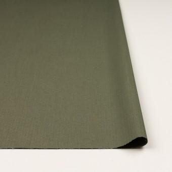 コットン&ポリエステル混×無地(スレートグリーン)×ヘリンボーン_イタリア製 サムネイル3