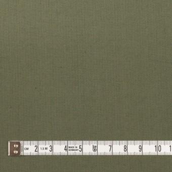 コットン&ポリエステル混×無地(スレートグリーン)×ヘリンボーン_イタリア製 サムネイル4