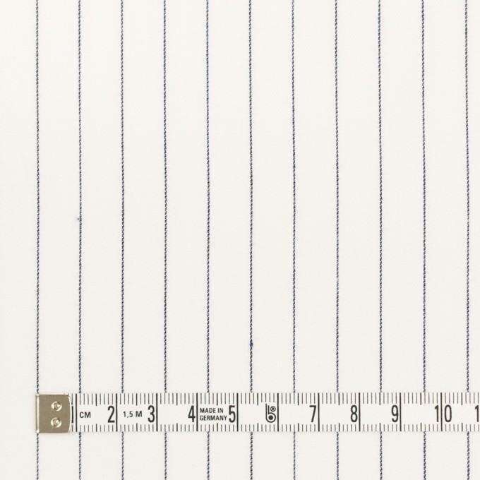 コットン×ストライプ(オフホワイト)×サージ イメージ4