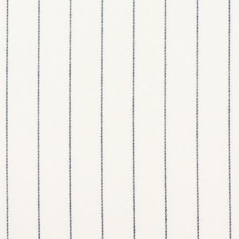 コットン×ストライプ(オフホワイト)×サージ サムネイル1