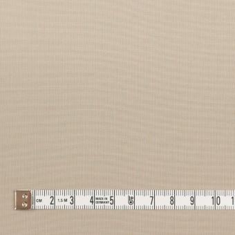 コットン&ポリエステル×無地(カーキベージュ)×かわり織_全3色_イタリア製 サムネイル4