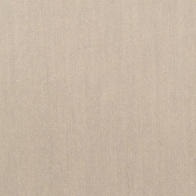 コットン&ポリアミド×無地(カーキベージュ)×シャンブレー_全2色_イタリア製 イメージ1