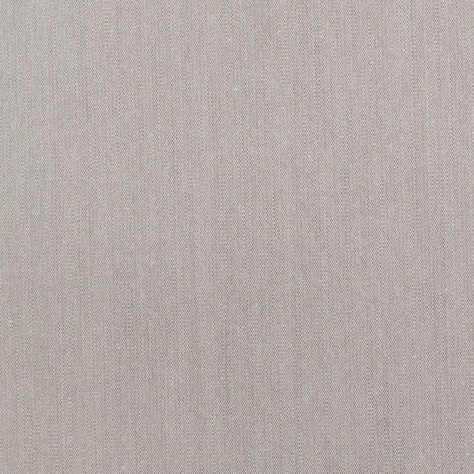 コットン&ポリアミド×無地(スチール)×シャンブレー_全2色_イタリア製 イメージ1