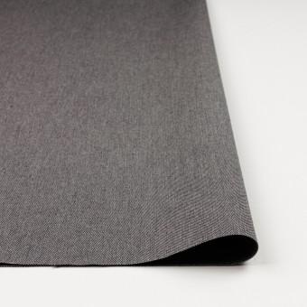 コットン×無地(グレー)×厚オックスフォード_イタリア製 サムネイル3