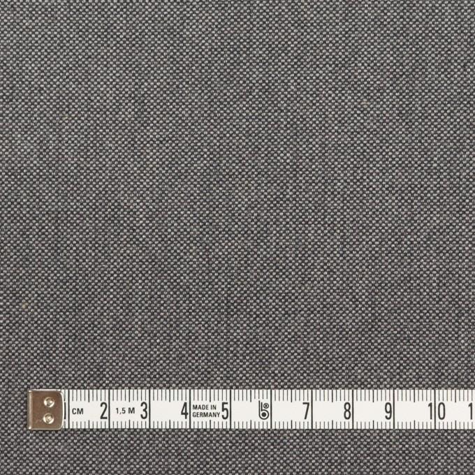 コットン×無地(グレー)×厚オックスフォード_イタリア製 イメージ4