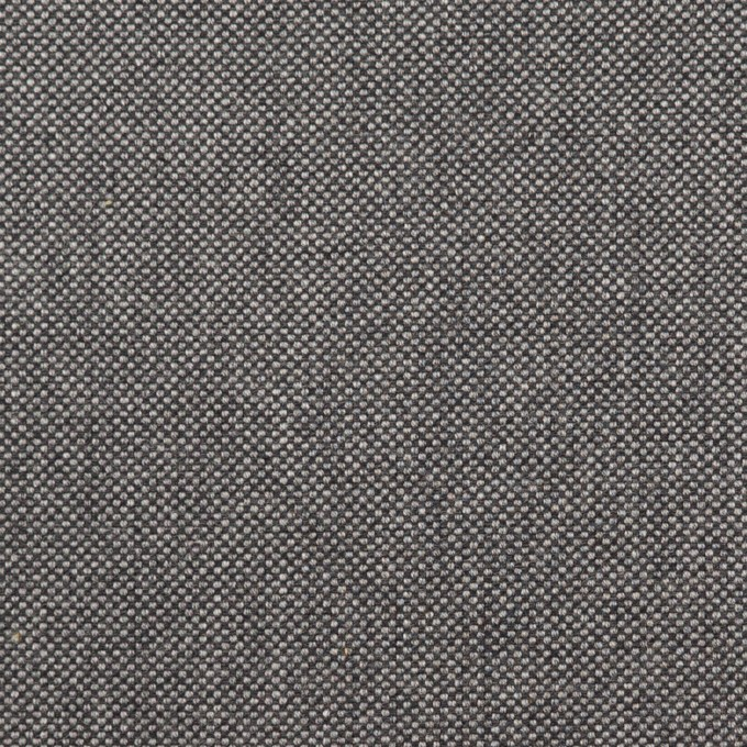 コットン×無地(グレー)×厚オックスフォード_イタリア製 イメージ1