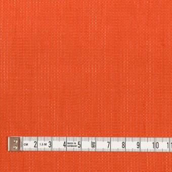 リネン&コットン×無地(バレンシアオレンジ)×かわり織ワッシャー_全4色 サムネイル4