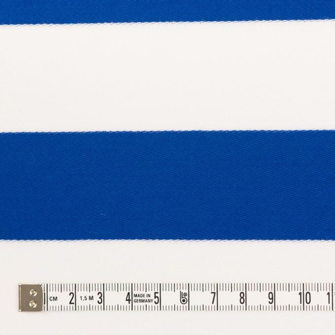 コットン×ボーダー(ブルー)×Wニット_全3色 イメージ4