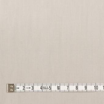 コットン×無地(オイスターグレー)×サージワッシャー_イタリア製 サムネイル4