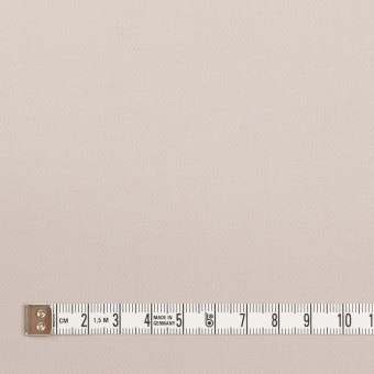 コットン&ポリアミド混×無地(オイスター)×二重織ストレッチ_イタリア製 サムネイル4