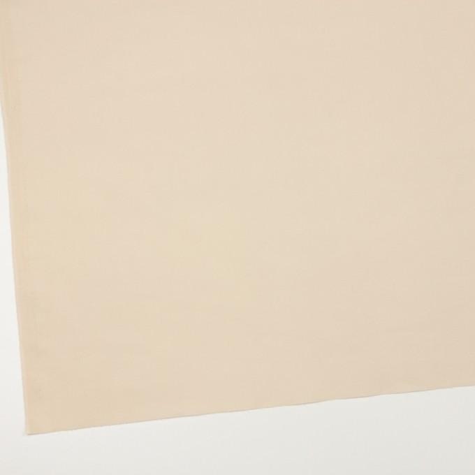 コットン×無地(ライトベージュ)×ボイル_全2色 イメージ2