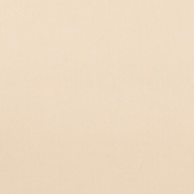 コットン×無地(ライトベージュ)×ボイル_全2色 イメージ1