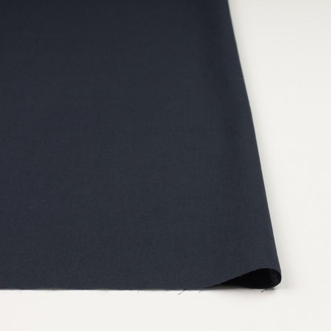 コットン×無地(ダークネイビー)×ボイル_全2色 イメージ3