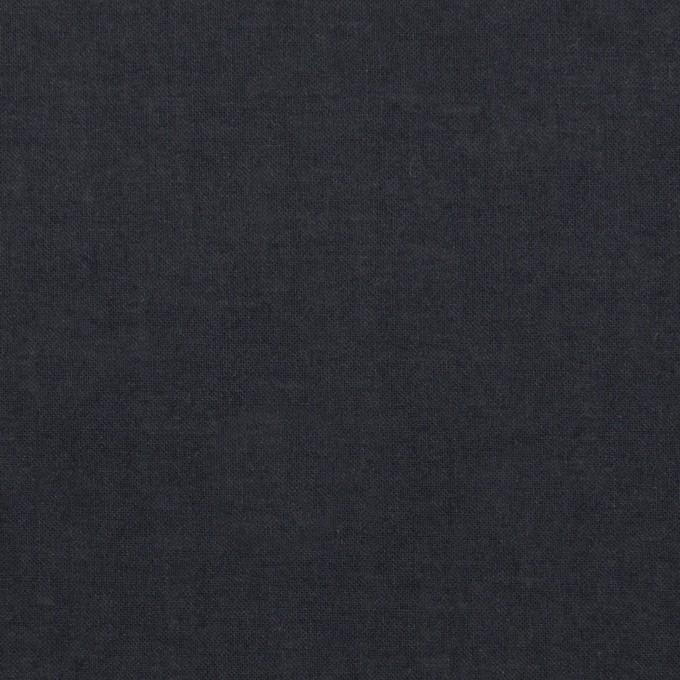 コットン×無地(ダークネイビー)×ボイル_全2色 イメージ1