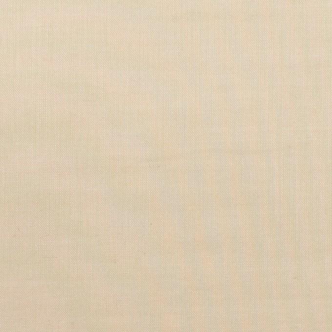 コットン&シルク×無地(カーキベージュ)×ボイル_全2色 イメージ1