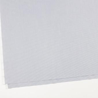コットン&ポリエステル混×ストライプ(アッシュネイビー)×コードレーン・ストレッチ サムネイル2