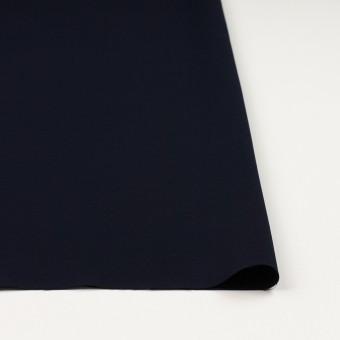 ポリエステル×無地(ダークネイビー)×二重織 サムネイル3