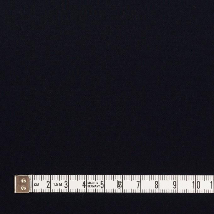 ポリエステル×無地(ダークネイビー)×二重織 イメージ4