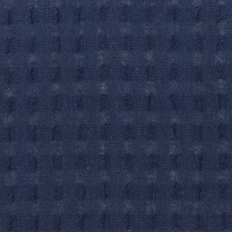 コットン×チェック(アッシュネイビー)×ガーゼ サムネイル1