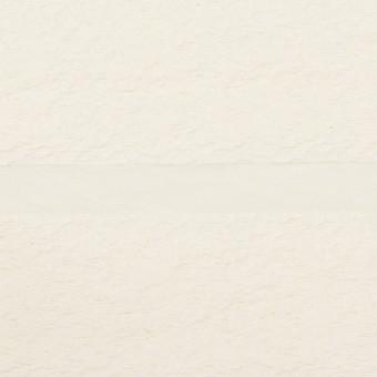 コットン&ナイロン×ボーダー(ミルキーホワイト)×オーガンジー・ジャガード_全2色