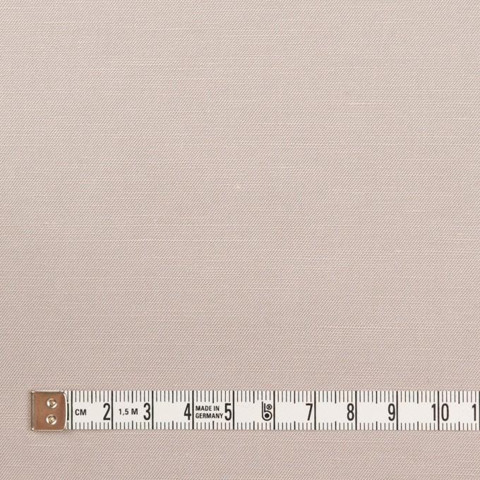 シルク&リネン×無地(パールグレー)×シャンタン_全2色 イメージ4