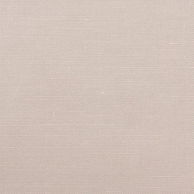 シルク&リネン×無地(パールグレー)×シャンタン_全2色 イメージ1