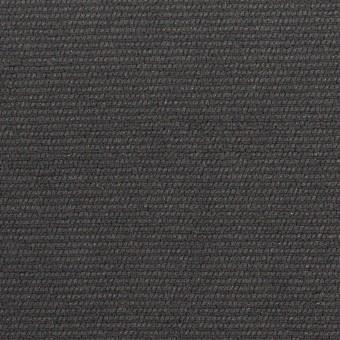 シルク&レーヨン混×無地(チャコール)×オーガンジー・ジャガード