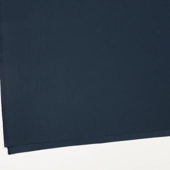 コットン×無地(アッシュネイビー)×二重織_イタリア製 サムネイル2