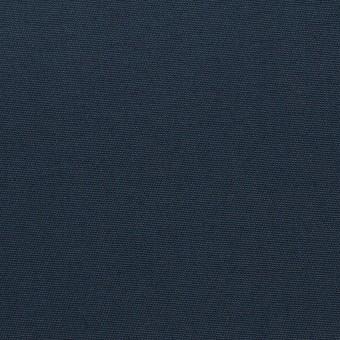 コットン×無地(アッシュネイビー)×二重織_イタリア製 サムネイル1