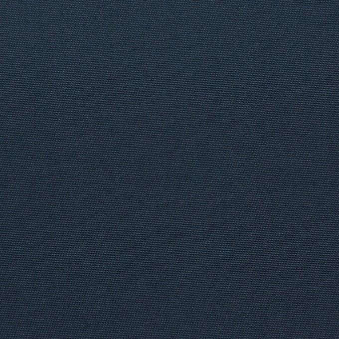 コットン×無地(アッシュネイビー)×二重織_イタリア製 イメージ1