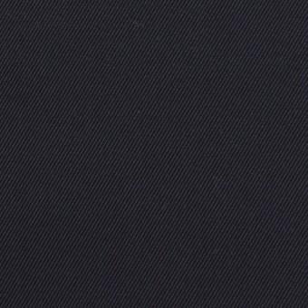 コットン×無地(ダークネイビー)×ギャバジン サムネイル1