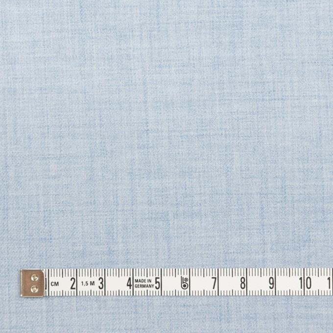 コットン×無地(グレイッシュブルー)×ビエラ_イタリア製 イメージ4