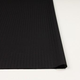 ポリエステル&コットン×チェック(ブラック)×ボイル サムネイル3