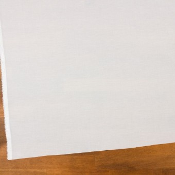 コットン×無地(ホワイト)×ボイル サムネイル2