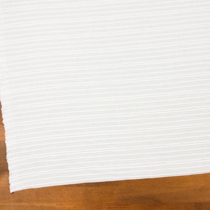 コットン×ボーダー(オフホワイト)×ジャガードニット イメージ2
