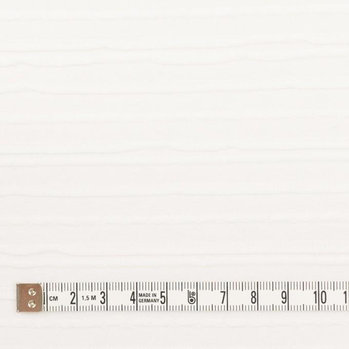 コットン×ボーダー(オフホワイト)×ジャガードニット イメージ4