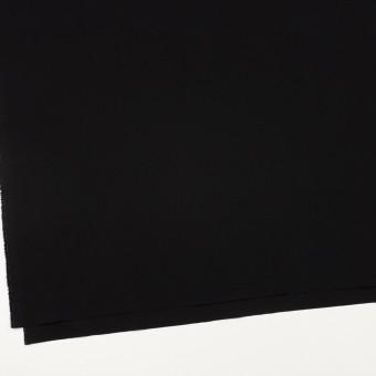 コットン×無地(ブラック)×サージ サムネイル2