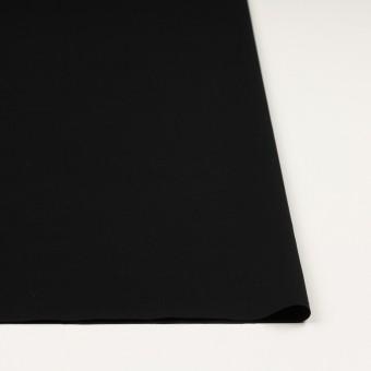 コットン×無地(ブラック)×サージ サムネイル3