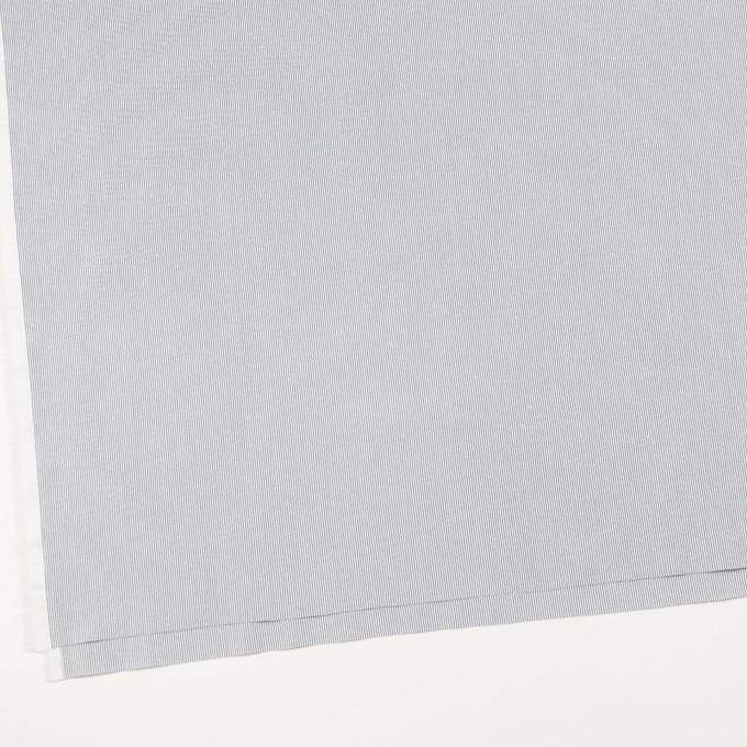 コットン&ポリエステル混×ストライプ(ネイビー)×コードレーン・ストレッチ_全3色 イメージ2