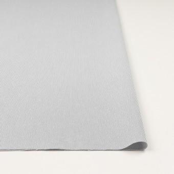 コットン&ポリエステル混×ストライプ(ネイビー)×コードレーン・ストレッチ_全3色 サムネイル3