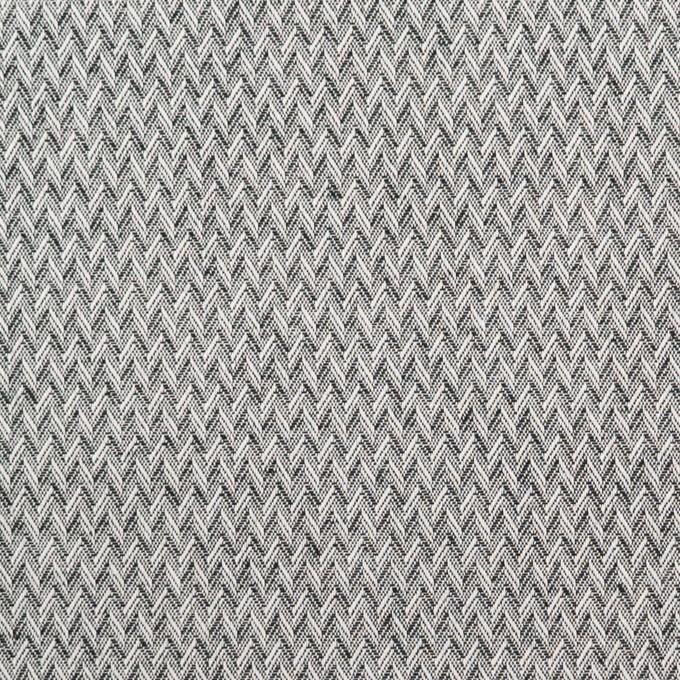 コットン×ウェーブ(グレー)×ジャガード イメージ1