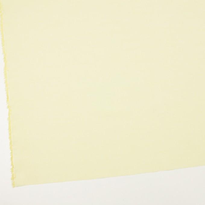 コットン×無地(レモンイエロー)×ローンシャンブレー_全7色 イメージ2