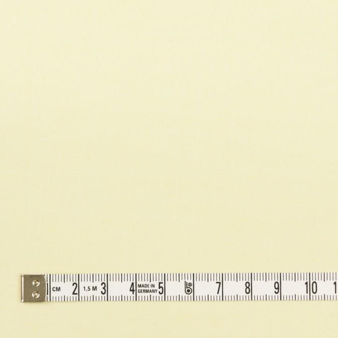 コットン×無地(レモンイエロー)×ローンシャンブレー_全7色 イメージ4
