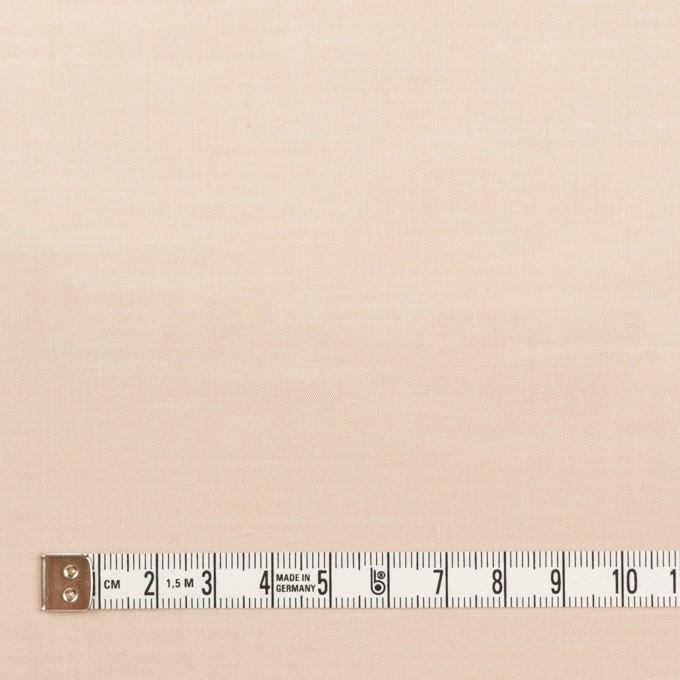 コットン×無地(ベージュ)×シャンブレー・ローン_全7色 イメージ4